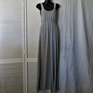 C&C California gray tank maxi dress small
